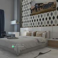 Desain Kamar Tidur KT-001