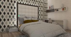 Desain Kamar Tidur KT-002