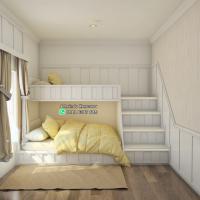 Desain Kamar Tidur KT-003