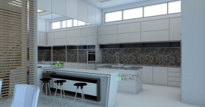Desain Ruang Dapur RD-001