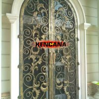 0. tralis pintu classic besi copy