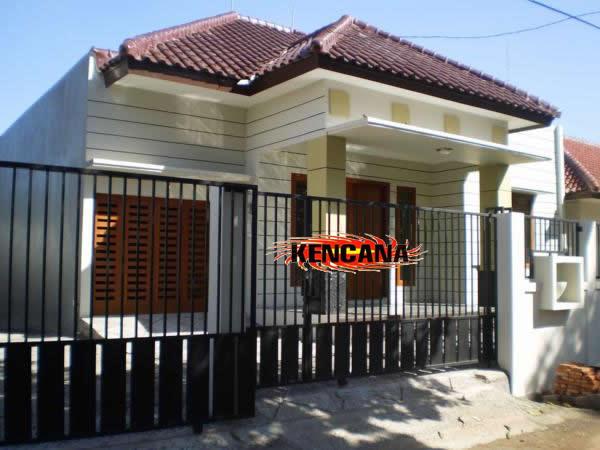 Desain Pagar Rumah Minimalis - ARTMINDO-KCN
