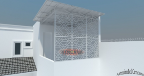Desain Krangkeng Minimalis KM 011