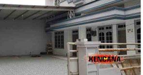 Villa di Daerah Katamso Dekat WR Supratman Medan Indonesia copy