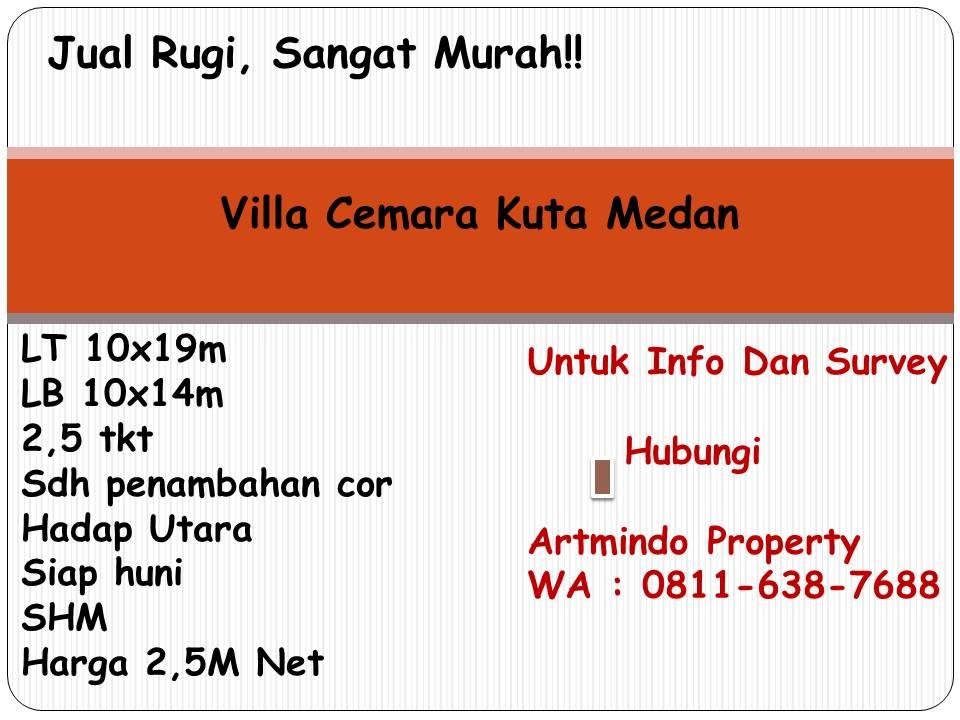 Villa Cemara Asri Medan