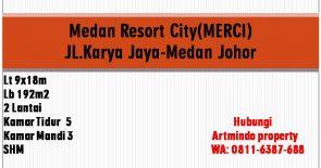 Medan Resort City (merci)