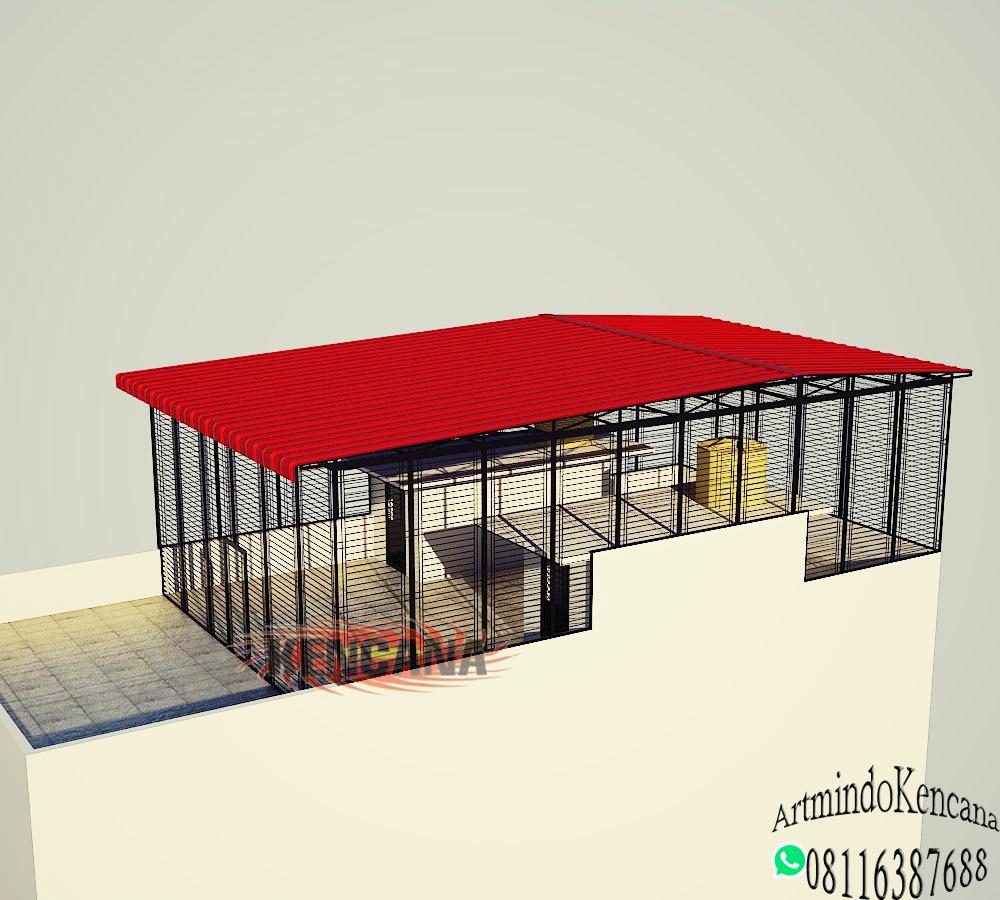 Desain Krangkeng Minimalis KM 003 2