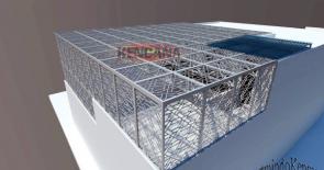 Desain Krangkeng Minimalis KM 007 2